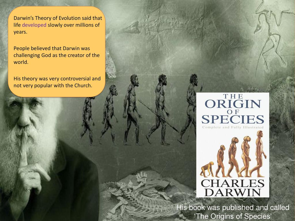 did darwin kill god