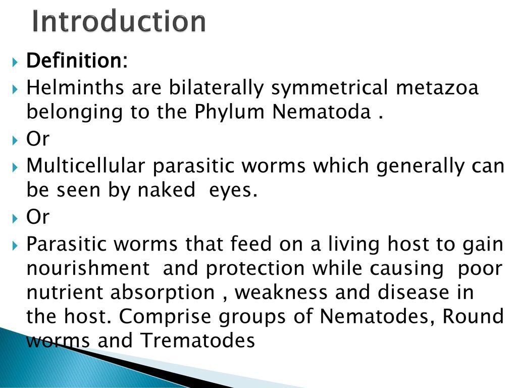 helminthiasis ppt