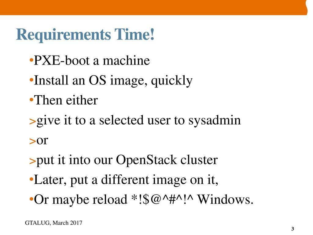 MAAS: Ubuntu's version of a bare-metal installer - ppt download