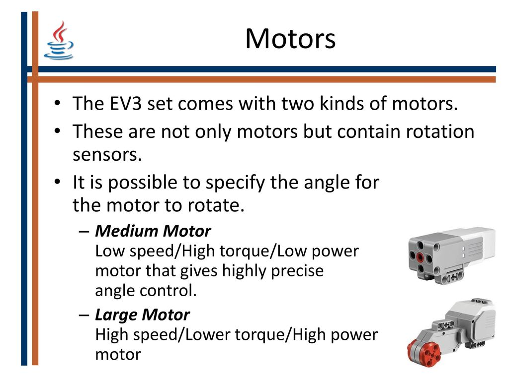 Introduction to LEGO Mindstorms EV3 What is in the box