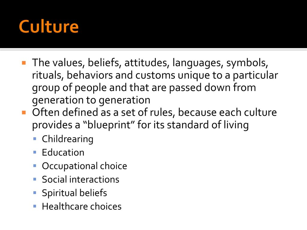 cultural diversity. - ppt download
