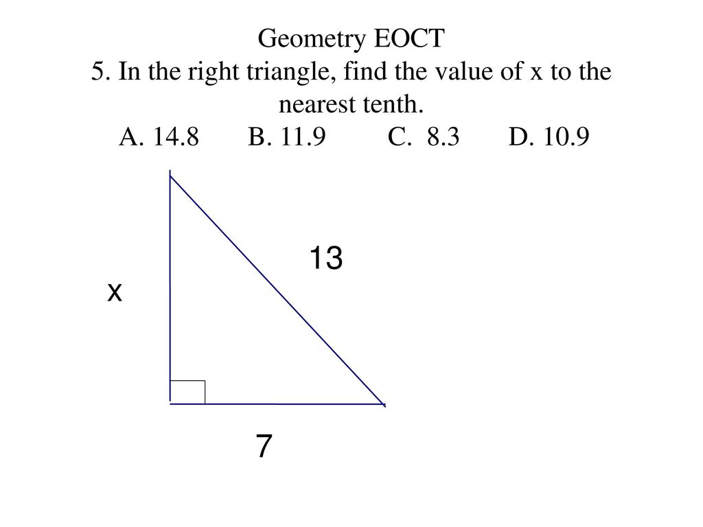 5 Geometry ...