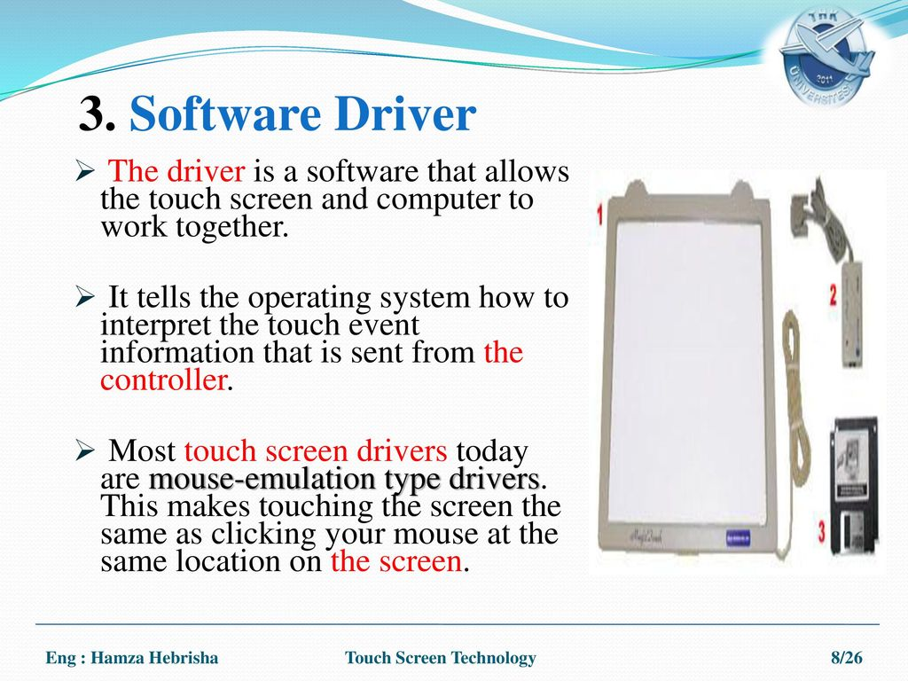 Touch Screen Technology Review - ppt video online download