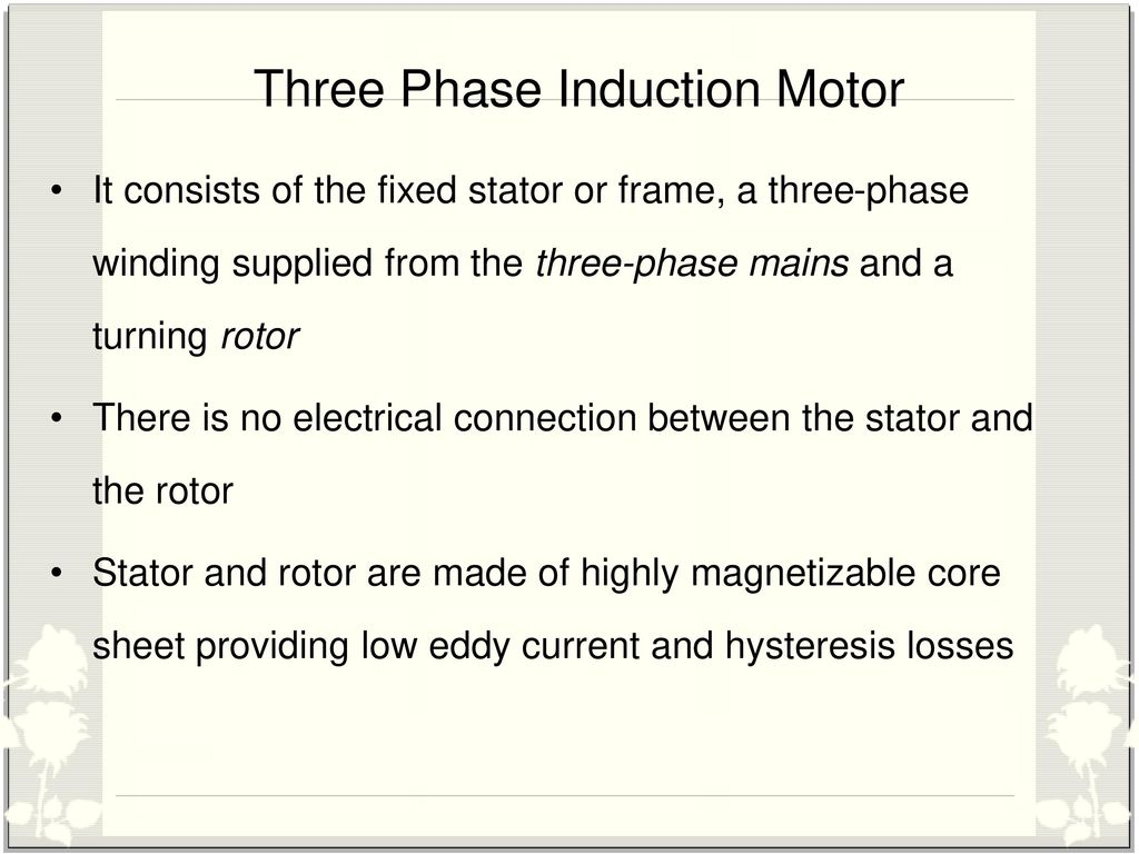 Soft Start Of 3 Phase Induction Motor By Using 2 Numbers Back To Diac Triac Power Control Without Hysteresis Three