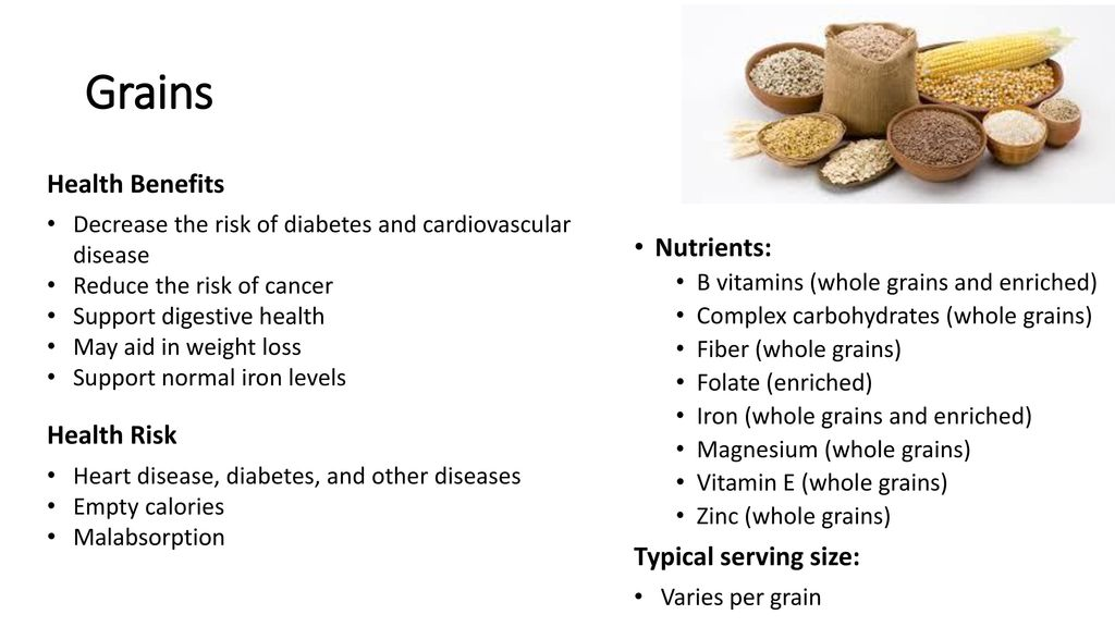 health benefits of grains nutrients vitamins whole - 1024×576