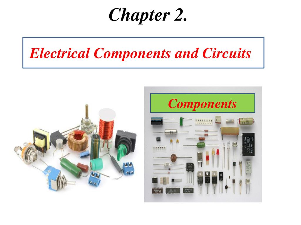Chapter 2 Electrical Components And Circuits Ppt Download Transistors Amplitude Modulation Circuit