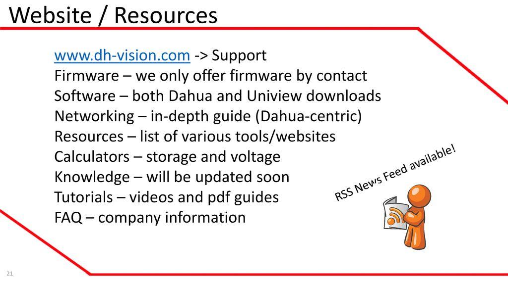 HDCVI Introduction  - ppt download