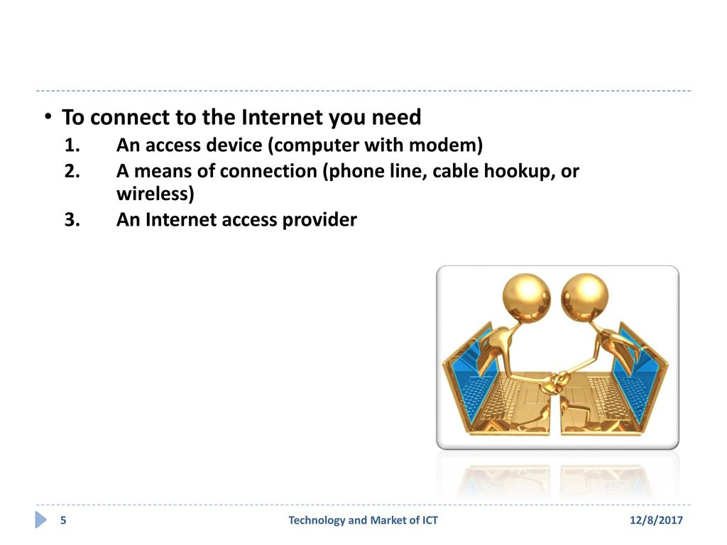 Technology And Market Of Ict Ppt Download How To Hook Up Phone Line 5