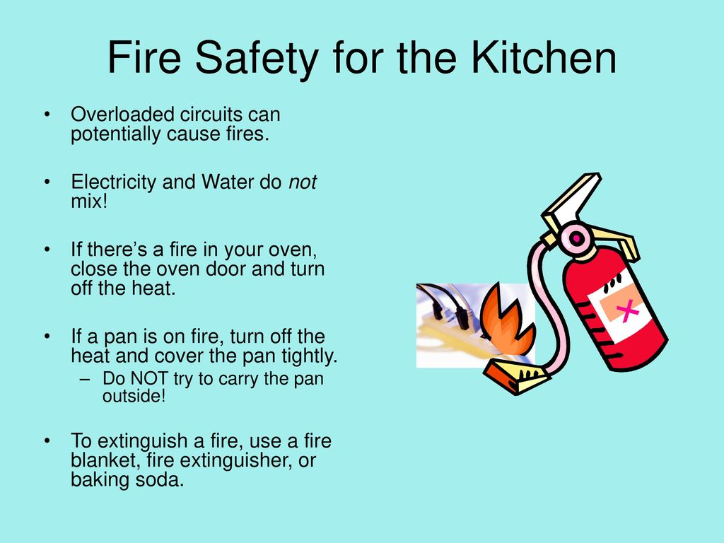 Kitchen Safety By: Laura Glantzberg. - ppt video online download