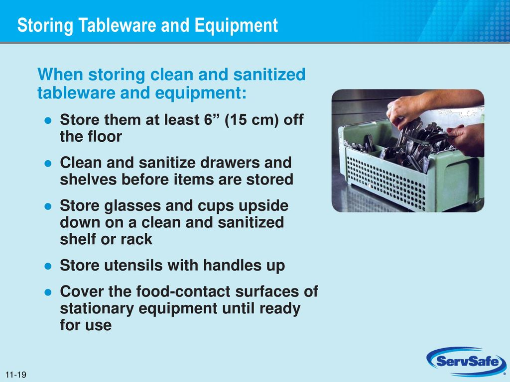 Chapter 11 Cleaning and Sanitizing - ppt video online download