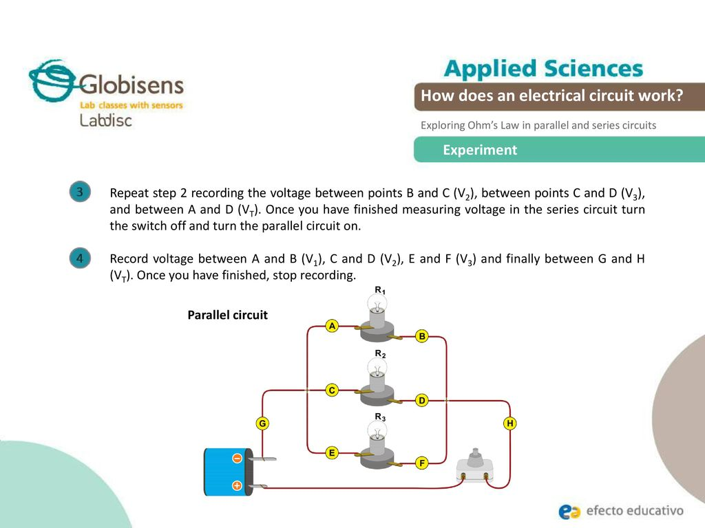 How Does An Electrical Circuit Work Ppt Download Experiment 6 Resistors In A Series Ii 16
