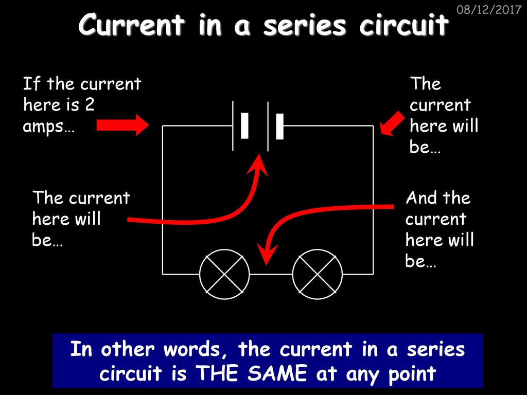 Electricity And Circuits Ppt Video Online Download Amps In A Series Circuit Current
