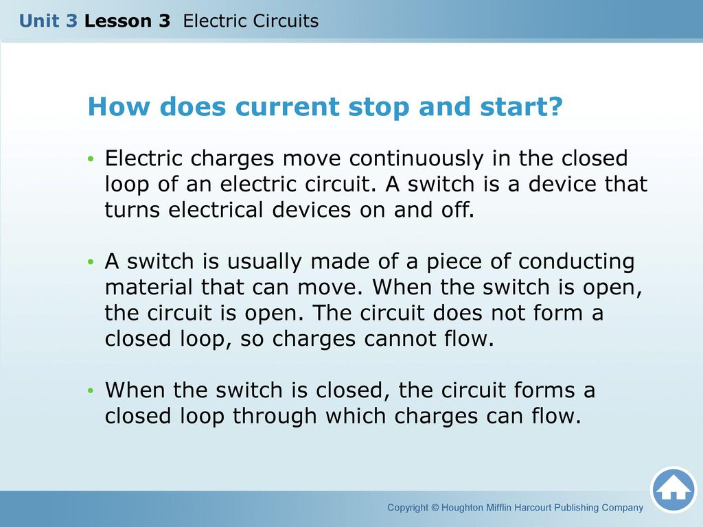 Unit 3 Lesson Electric Circuits Ppt Video Online Download Worksheets High School Electricity Circuit How Are Modeled 9