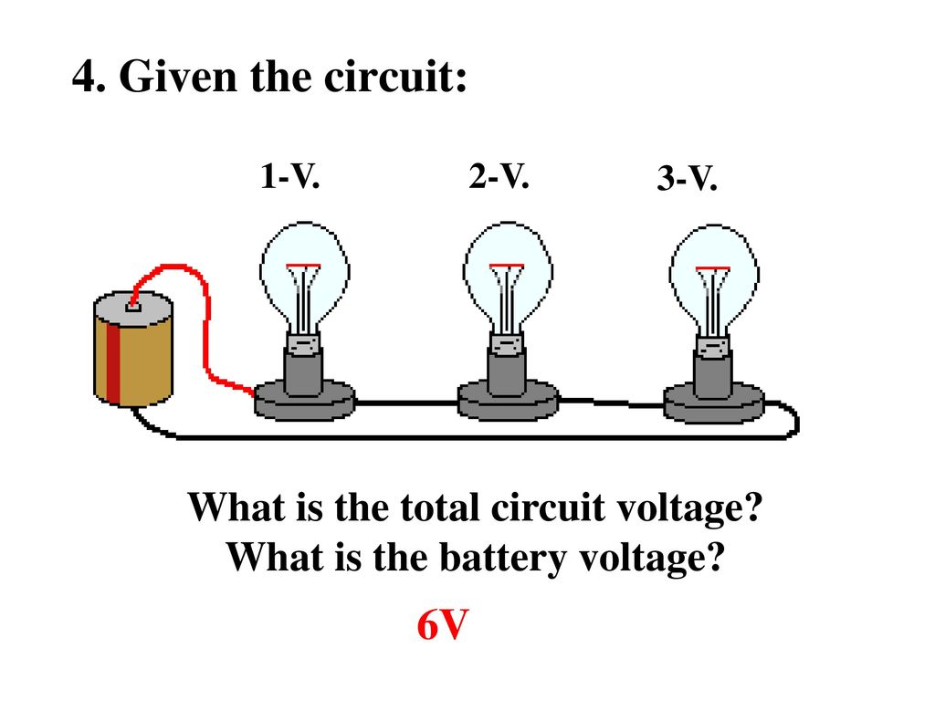 Do Now An Appliance Uses 450 Kj Of Energy Over 1 Hour When Battery Wiring Diagram V3 What Is The Total Circuit Voltage