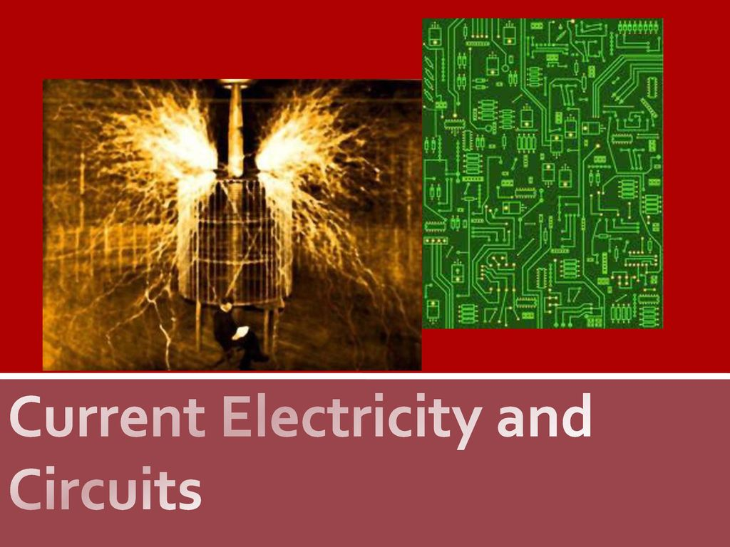 Current Electricity And Circuits Ppt Download 1