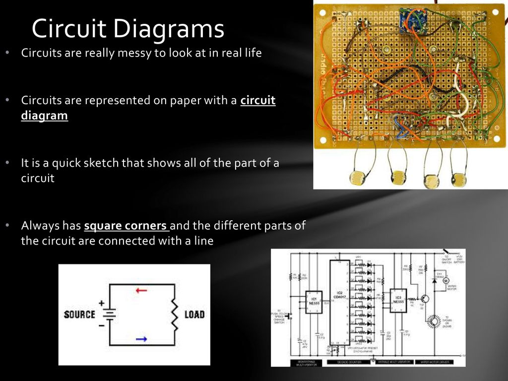 Current Electricity And Circuits Ppt Download Messy Wiring Diagram 17 Circuit Diagrams Are Really