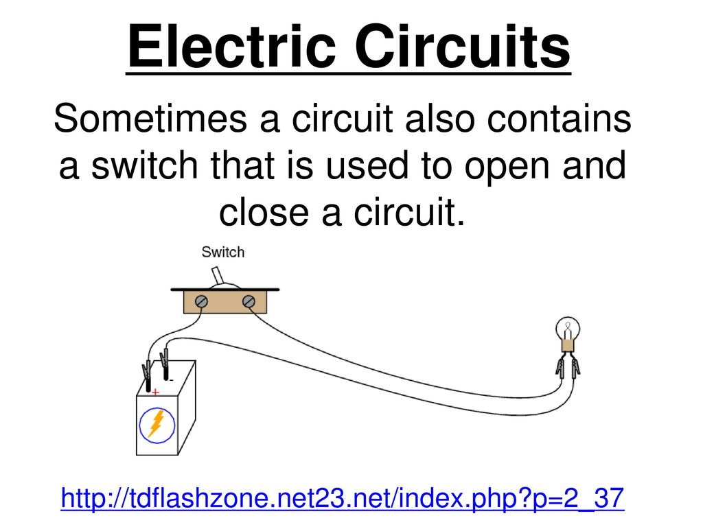 Electric Circuits Ppt Video Online Download What Is Meant By Circuit 15