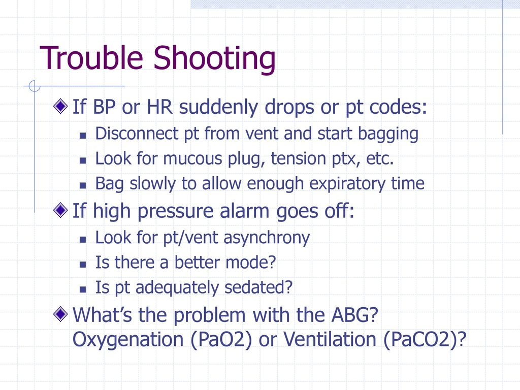 Vents 101 Ted Lee,MD  - ppt download