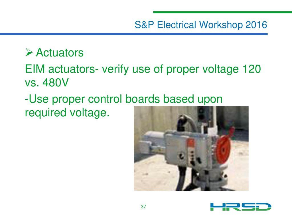 Sp Electrical Workshop Ppt Download Eim Actuator Wiring Diagram 37 2016 Actuators