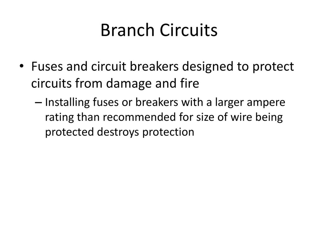 Systems Of Wiring Buildings Ppt Download How To Install Branch Circuit Wires 12