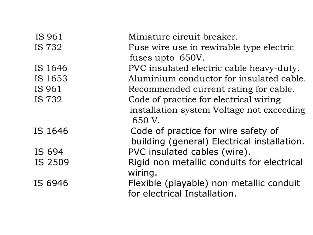 Systems Of Wiring Buildings Ppt Download Installation System 14 Is