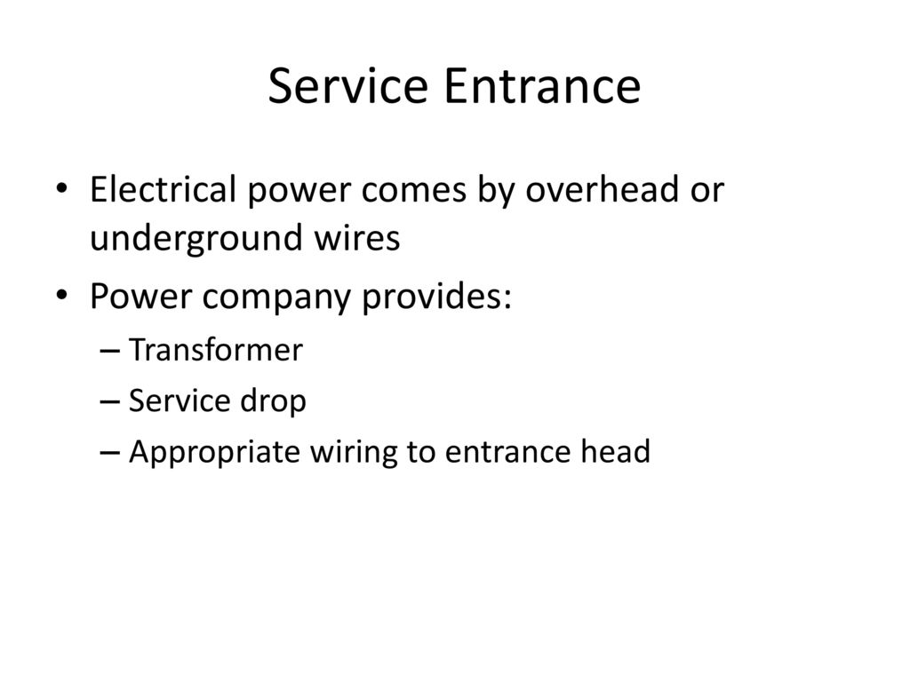 Overhead Transformer Wiring Diagrams Electrical Service Entrance Diagram Underground Systems Of Buildings Ppt Download Single Phase Buckboost