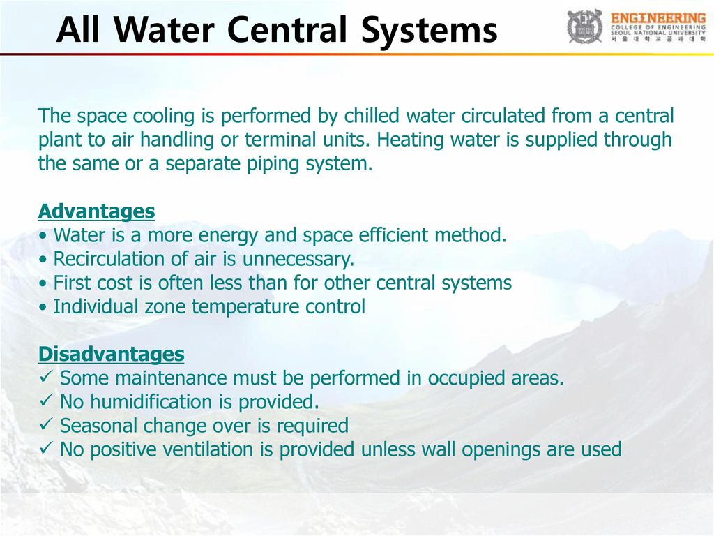 Environmental Thermal Engineering - ppt video online download