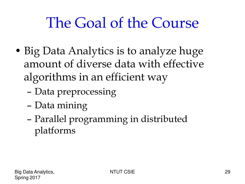 data analysis course Data analysis and dashboard reporting in excel this course is suitable for anyone who is required to analyse data, present reports or construct dashboards in an organisation participants should have an elementary understanding of excel in order to benefit from this course.