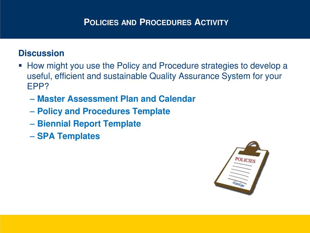 Developing a Quality Assurance System & Examining the Validity and ...