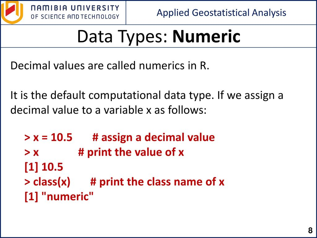 Introduction to R  - ppt download