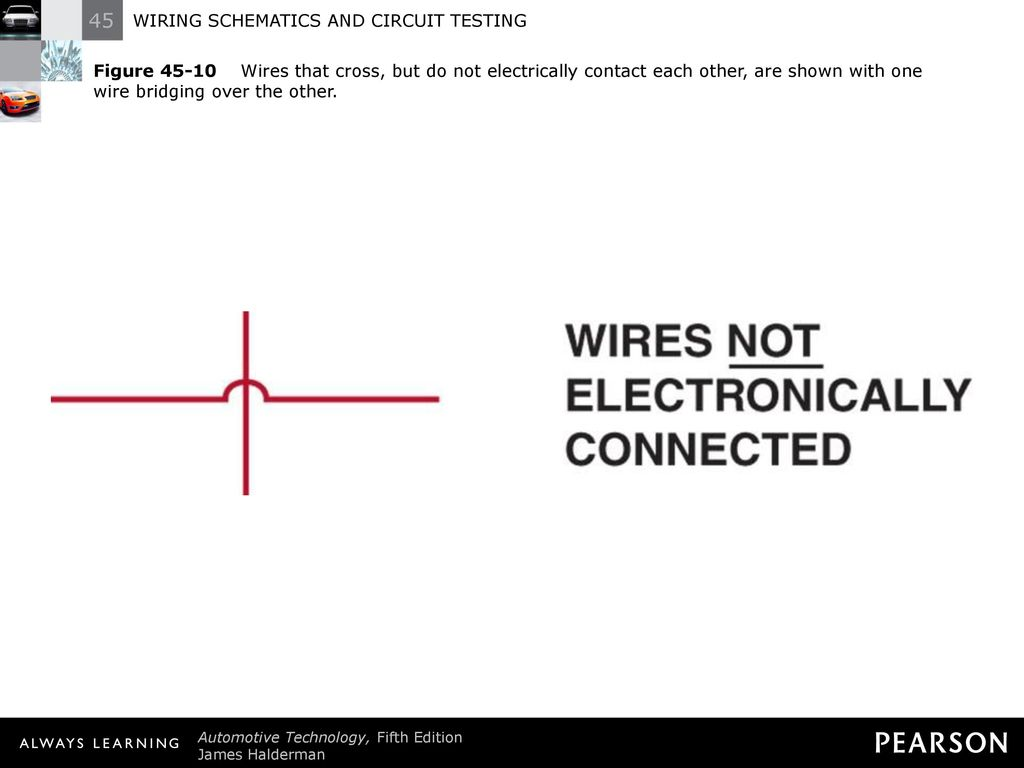 Wiring Schematics And Circuit Testing Ppt Download Learning 13 Figure