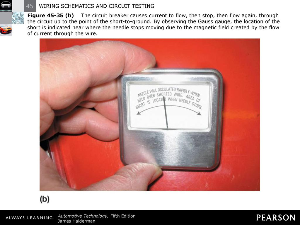 Wiring Schematics And Circuit Testing Ppt Download Breaker Schematic 47 Figure