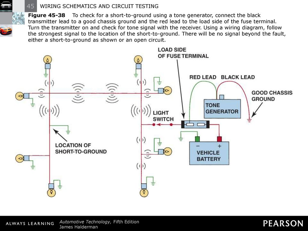 Wiring Schematics And Circuit Testing Ppt Download Transmitter Diagram 52 Figure