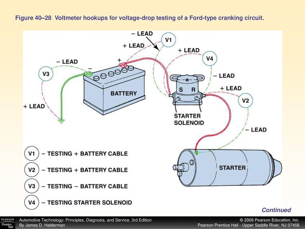 3021038 Starter Test Specifications Adverc Wiring Diagram