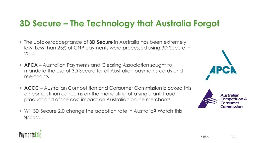 Australia: Payments in the Land Down Under - ppt download