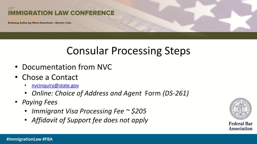 Consular Processing And Parole Ppt Download