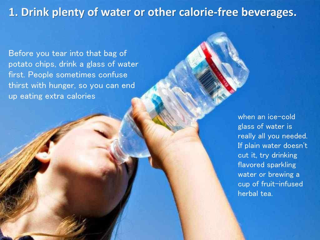 Water and Other Beverages