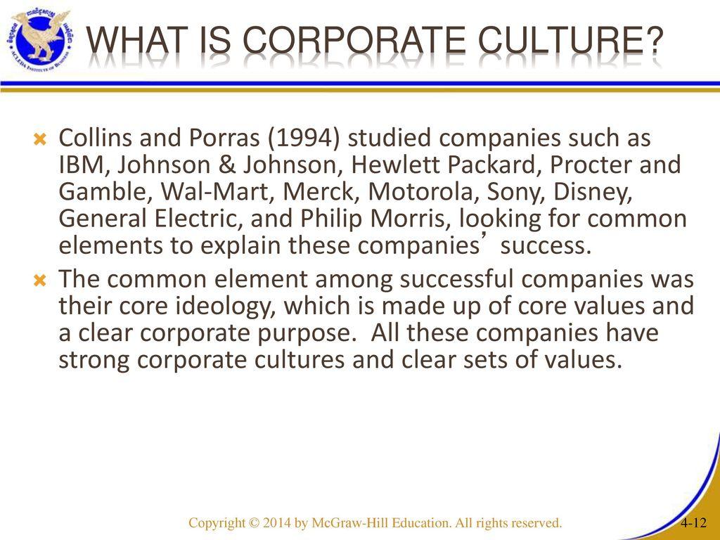 disney corporate values