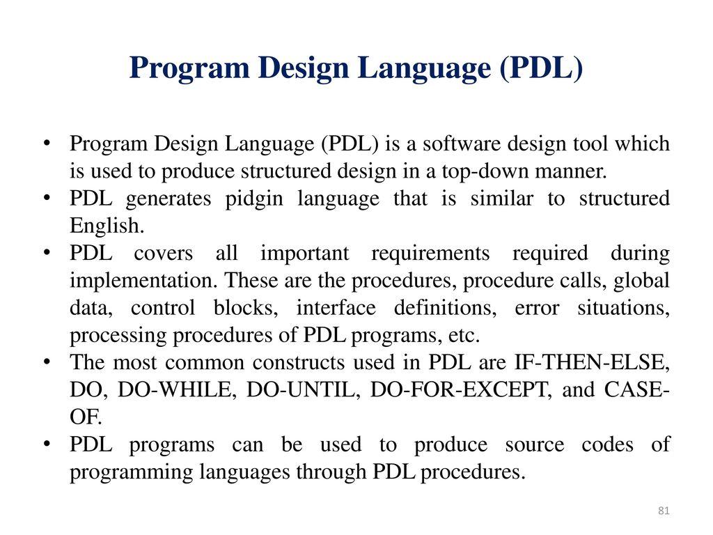 Chapter 6 Software Design Ppt Download