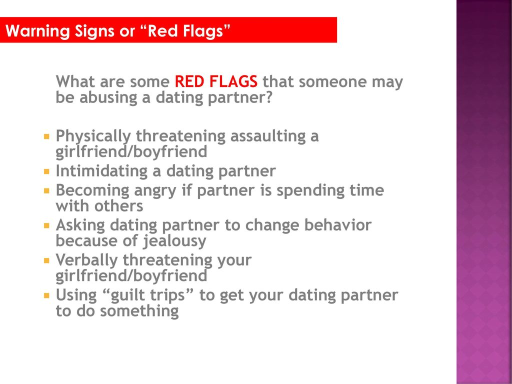 Girlfriend red flags 13 Relationship