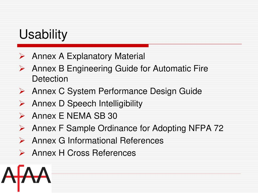 Nfpa National Fire Alarm Signaling Code Ppt Download