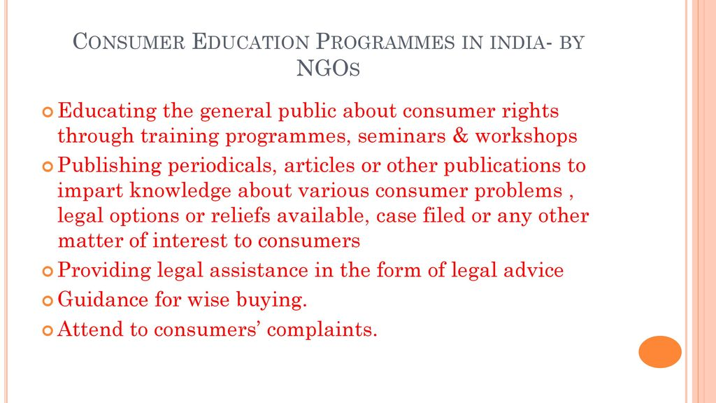 WORKING OF CONSUMER COURT - ppt download