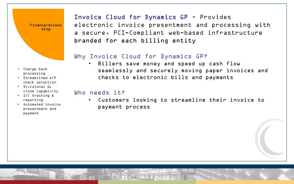Complete Distribution Operations Automation Ppt Download - Invoice cloud