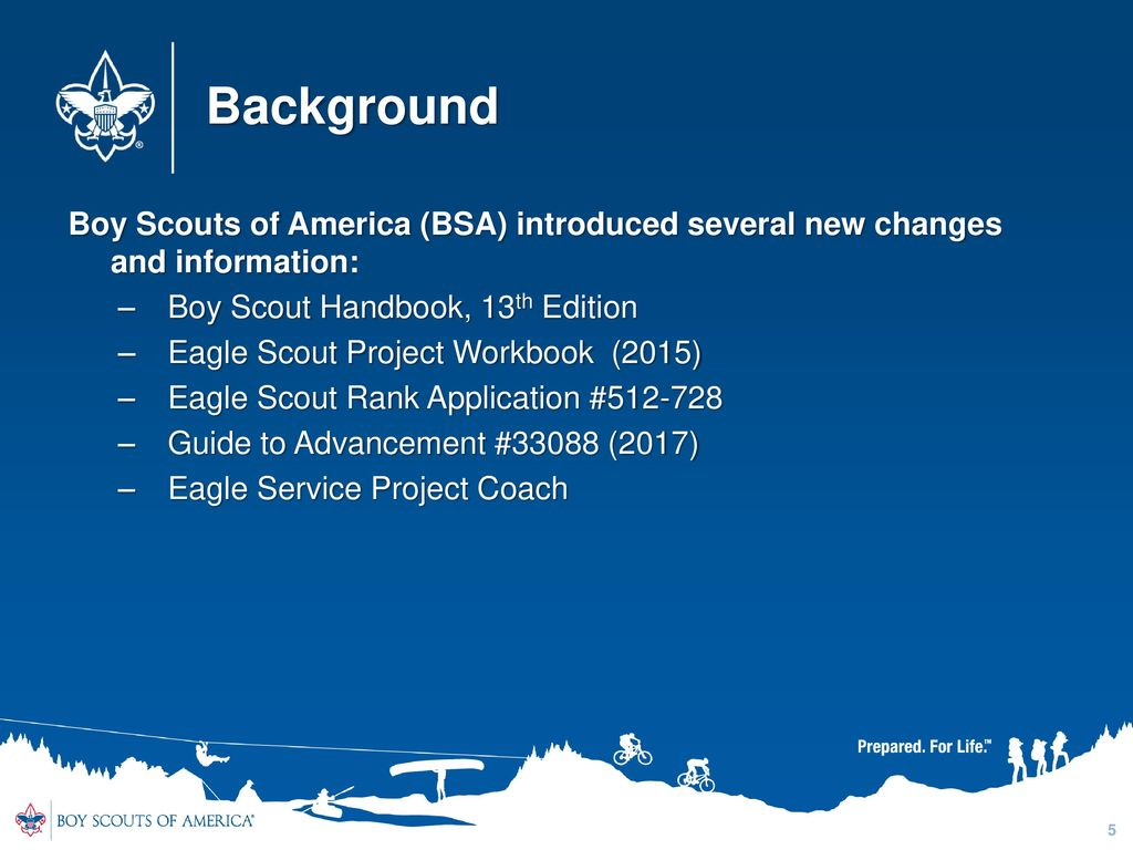 Workbooks eagle scout service project workbook : 12/17/2017 Life to Eagle Seminar Golden Eagle District Greater Los ...