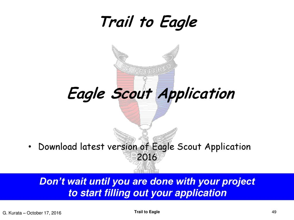 Workbooks eagle scout workbook download : Ronald Reagan District - ppt download