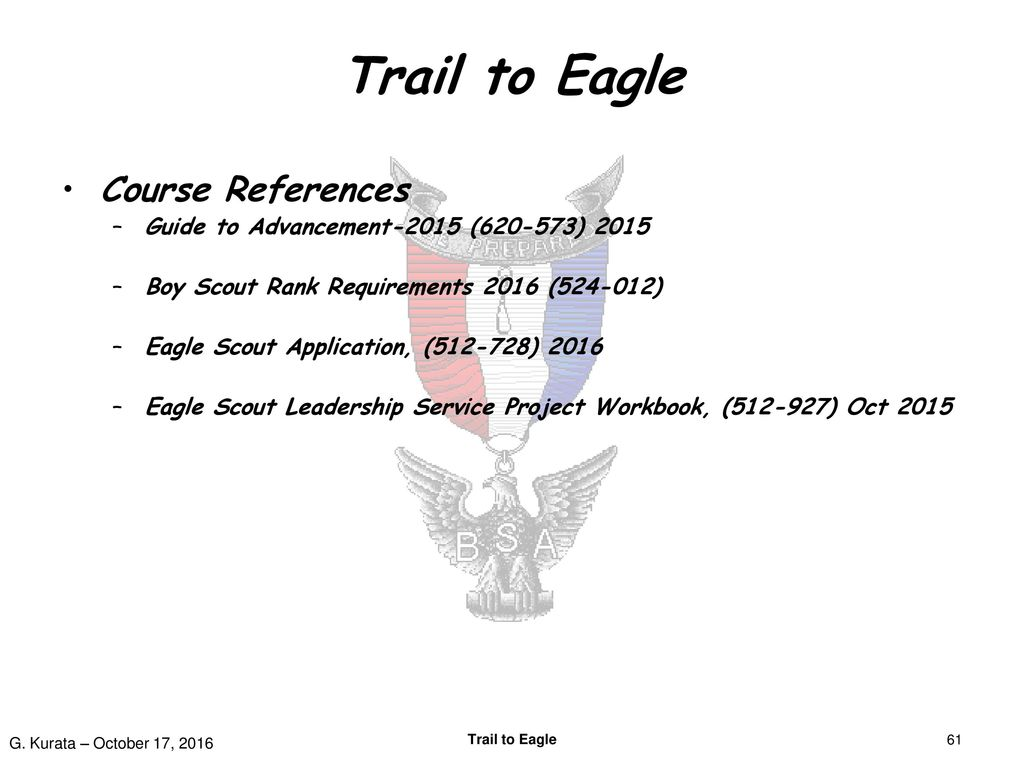 Workbooks eagle scout service project workbook : Ronald Reagan District - ppt download