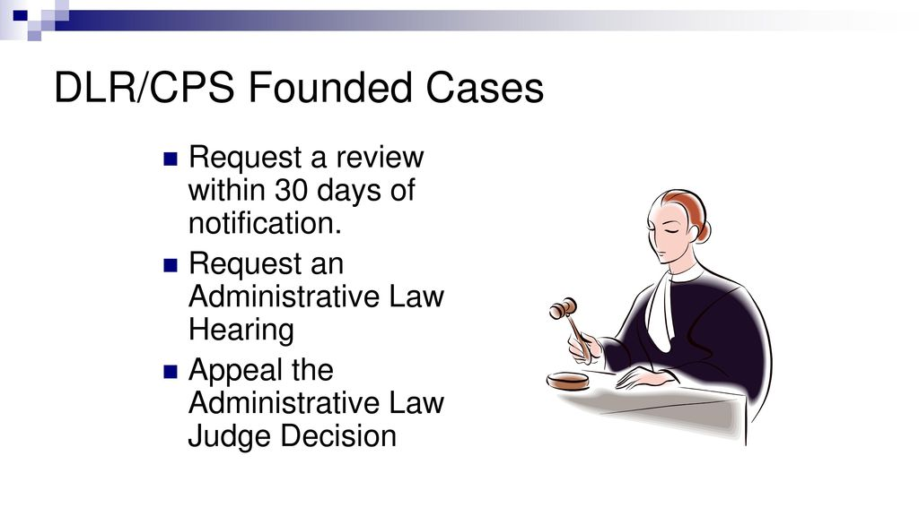 An Overview of the Investigation Process for Caregivers - ppt download