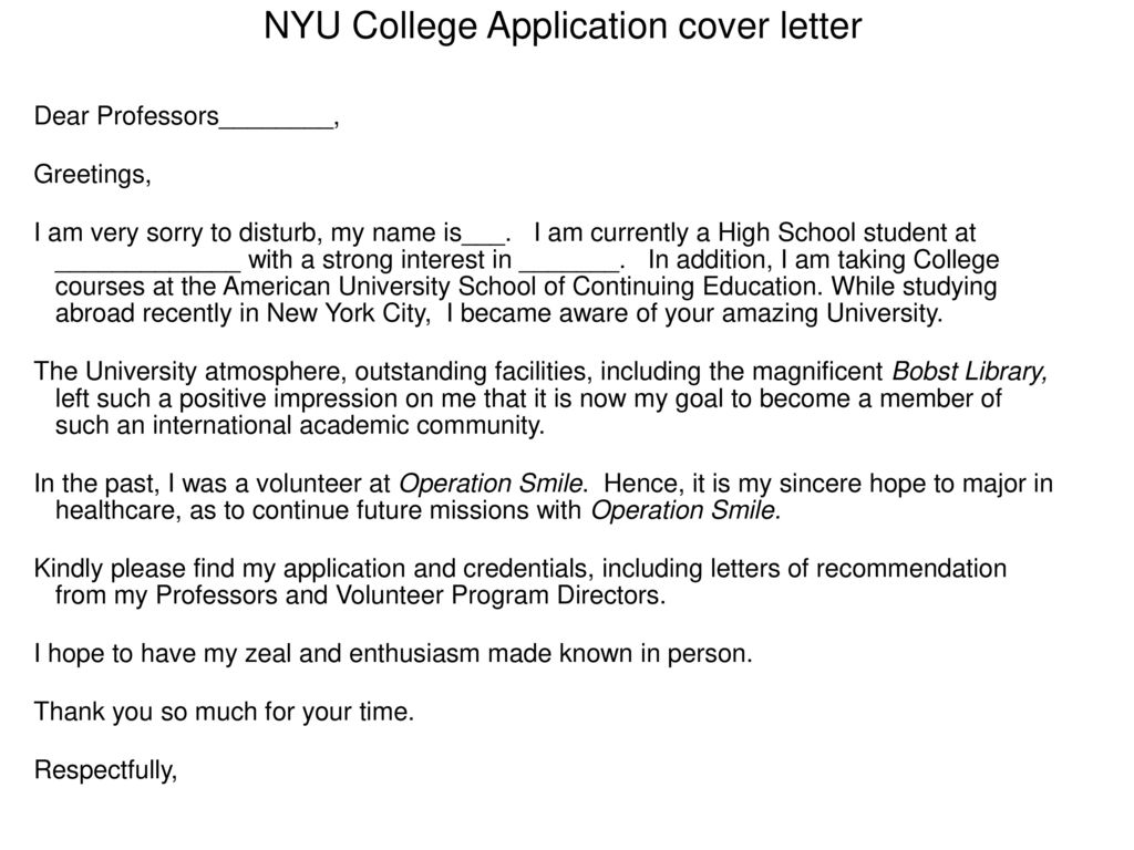 Organized Professional College Application Portfolio Ppt