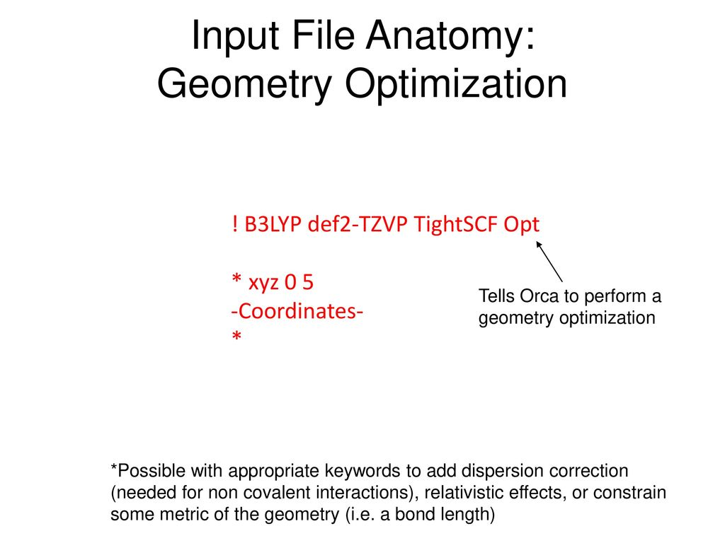 Calculating Spectroscopic Properties With DFT Using - ppt video