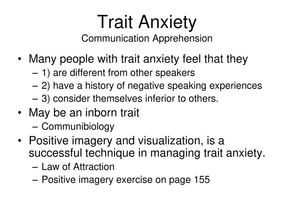 inborn trait definition